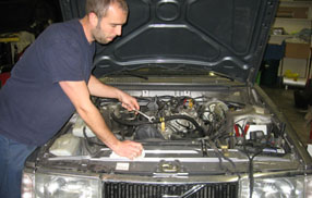 Volvo Service | European Motors Volvo | Reading PA