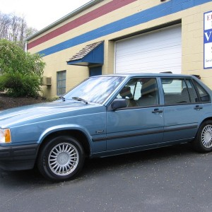 1993 Volvo 940 Sedan | European Motors Volvo | Reading PA