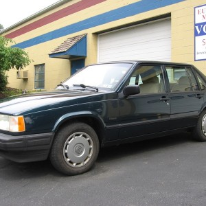 1995 Volvo 940 Turbo Sedan | European Motors Volvo | Reading PA