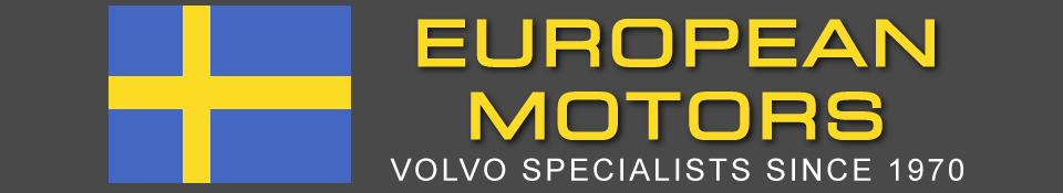 European Motors Volvo
